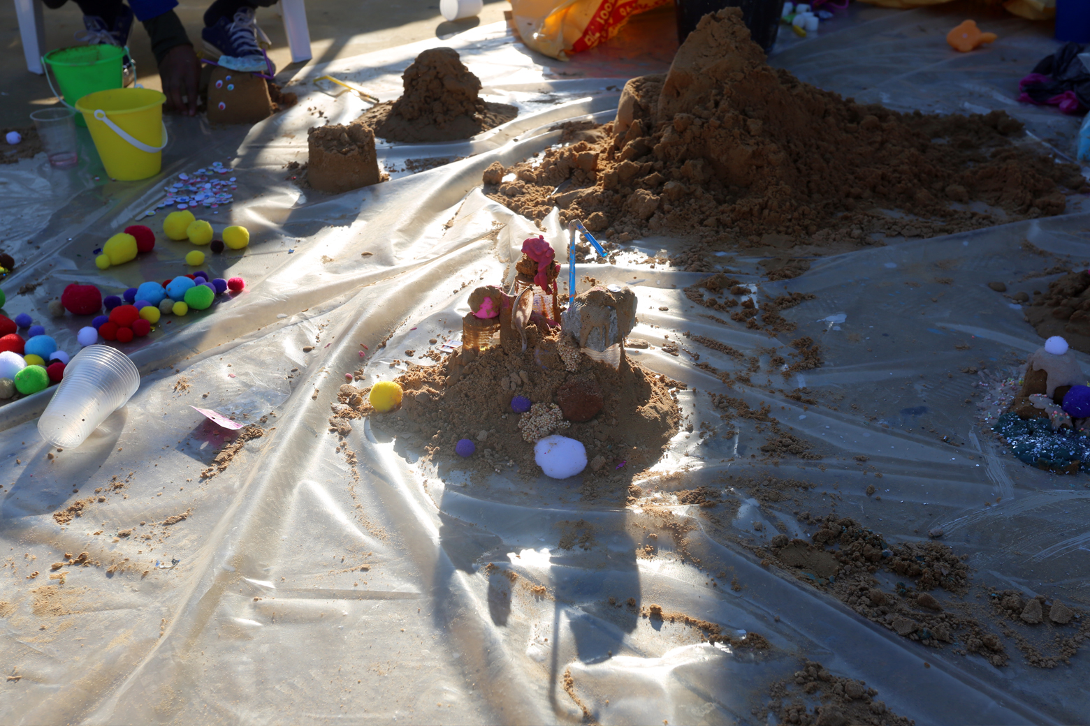 Sivan Lavie Sand Workshop